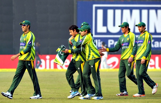 Pakistan Cricketers Expecting Pay Hike
