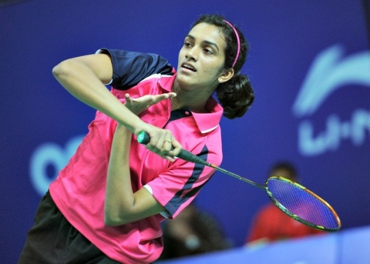 P.V. Sindhu Clinches Malaysia Open Title