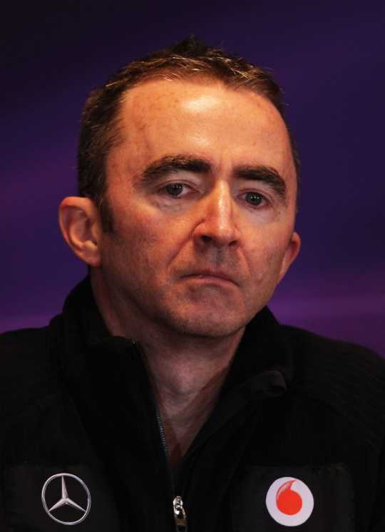 Lowe To Join Mercedes F1 Team in June