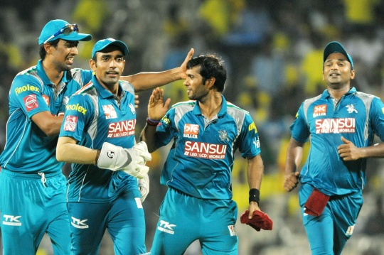 BCCI Encashes Pune's Bank Guarantee