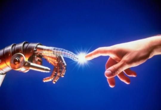 Scientists Develop 'Skin' for Robots