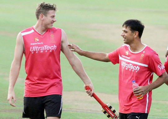 Rajasthan Royals Seek Warm Return to SMS