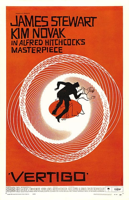 Poster Designed by Saul Bass