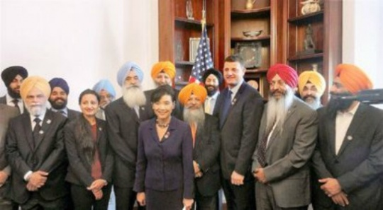 US Lawmakers snub India to Join Sikh Caucus