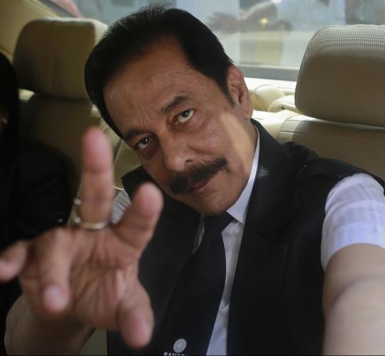 BCCI An Egoistic Body: Subrata Roy