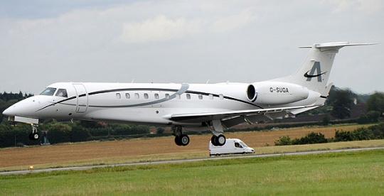 Lord Sugar's £18.5million Jet