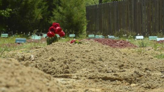 Boston Marathon Bomb Suspect Buried in Virginia