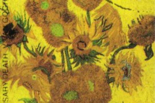 Van Gogh's Paintings Were Originally Brighter