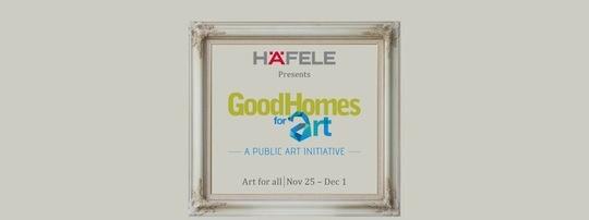 GOOD HOMES FOR ART 2013