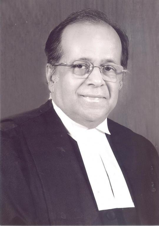 A. K Ganguly