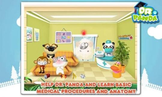 Dr Panda
