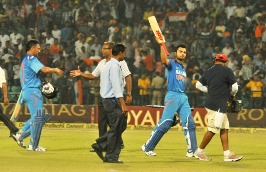 India's Run Chases: Miracle or Mirage?