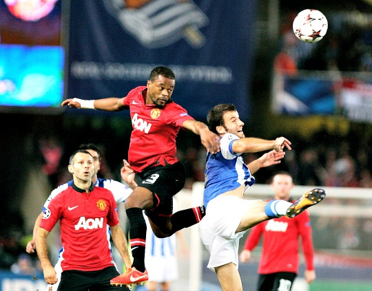 Manchester United Held at Real Sociedad