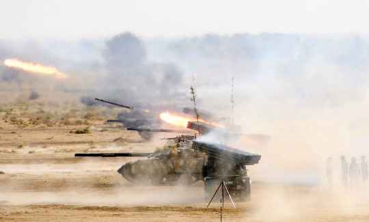 Pakistan Army Shows Its Anti-Drone Technology