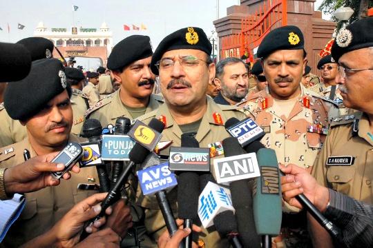 Lt Gen Haroon Aslam