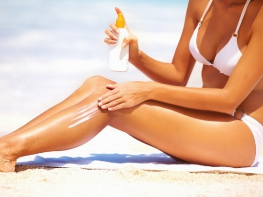 Sunscreen Helps Prevent Skin Cancer