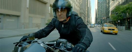 Aamir Khan in Dhoom 3