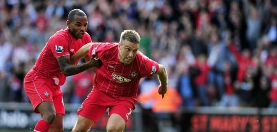 Lambert Lifts Southampton into Top 3