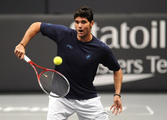 Mark Philippoussis' Marries Secretly?
