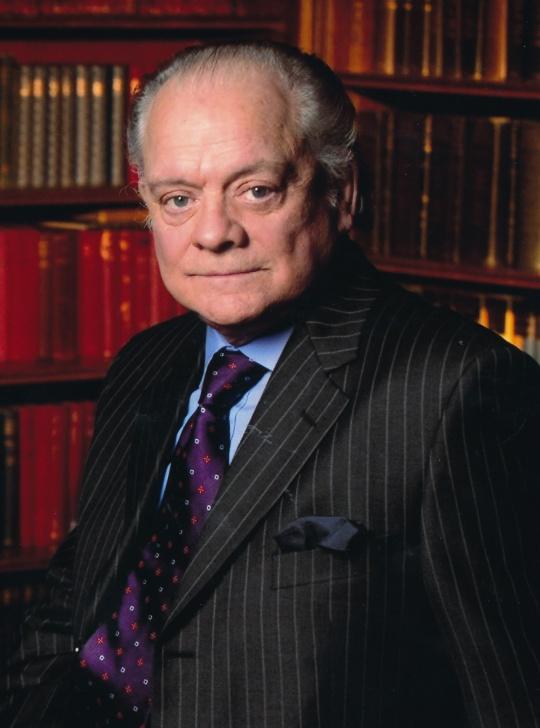 Sir David Jason Writes Autobiography