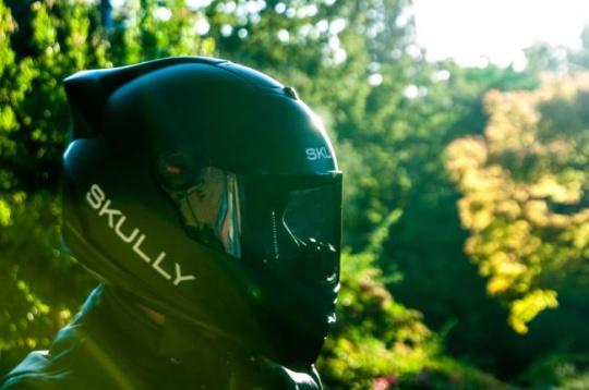 Skully Helmet