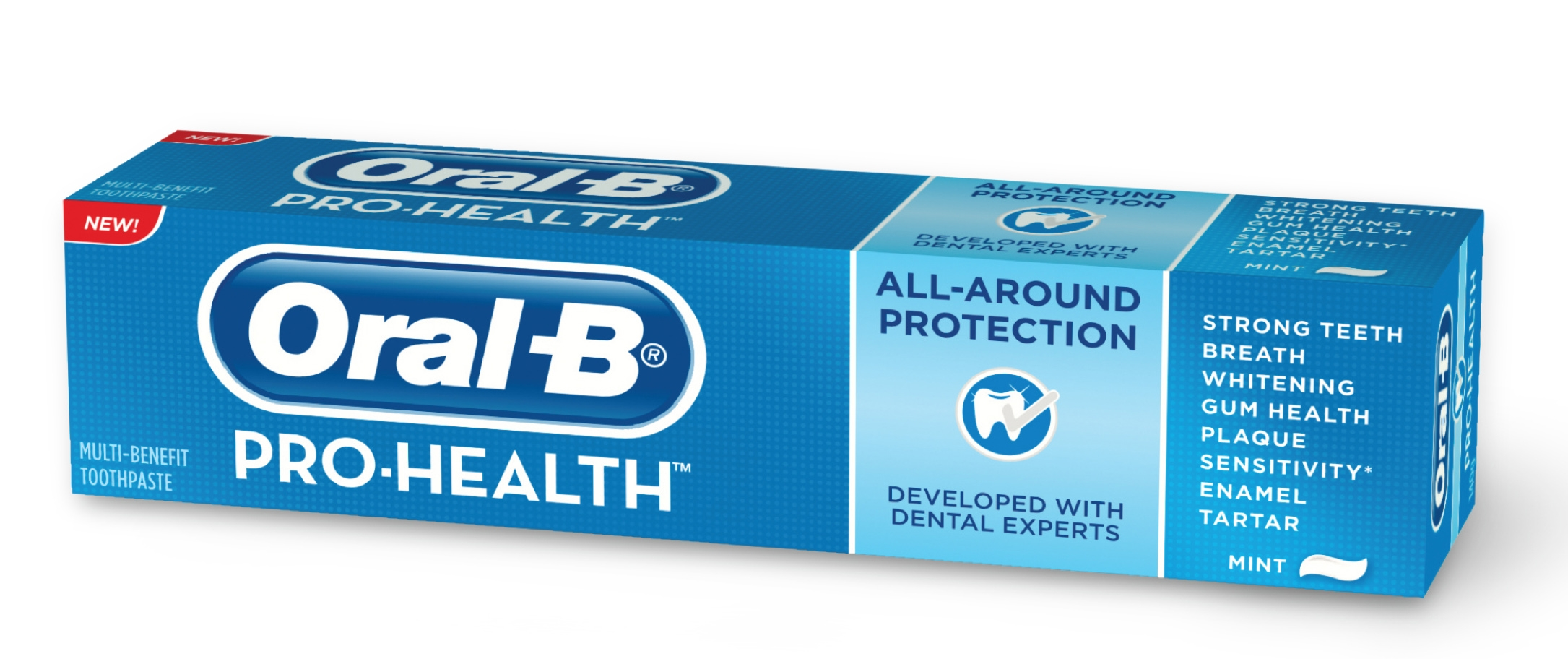 Review: Is Oral B Pro Health A Multi-Benefit Toothpaste?