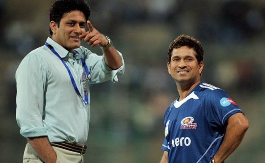 Kumble To MI: Keep Emotions In Check