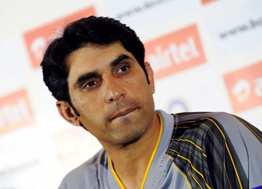 Misbah Hits Out At Former Pak Cricketers
