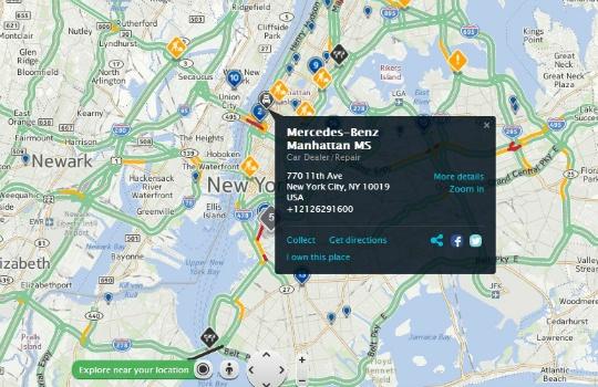 Nokia, Mercedes-Benz Ink Digital Map Deal
