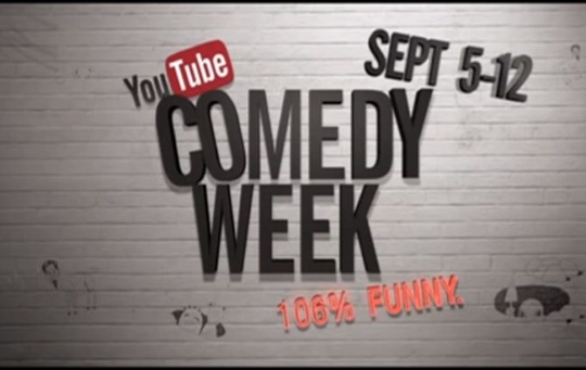 YouTube India Comedy Week