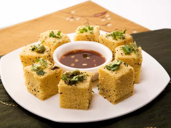 Weight Loss Recipe: Oats Dhokla