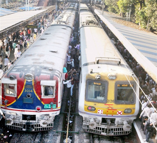AC Local Trains in Mumbai by July 2014