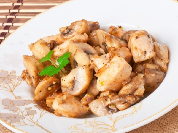 Healthy Meal: Ginger Chicken Recipe