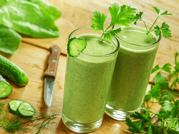 Green Smoothie For Weight Loss And Skin