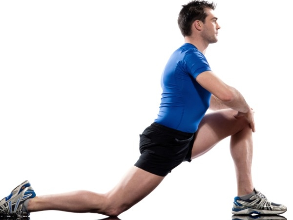Importance Of The Lunge Exercise