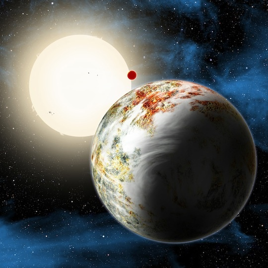 In A First, Two Exoplanets to Die Soon