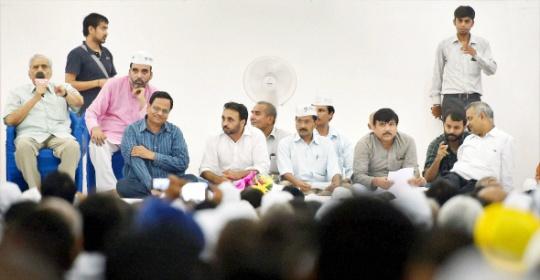 Kejriwal Admits Mistakes, AAP to See Big Overhaul