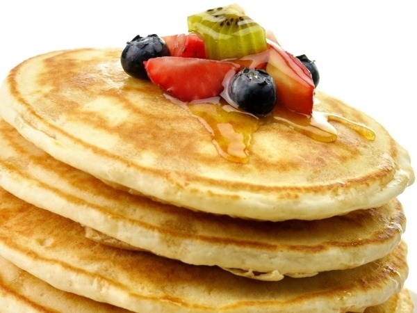 Healthy Recipe: Multigrain Muesli Pancakes
