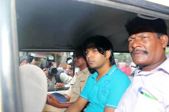 Image result for Ankit Tiwari in court
