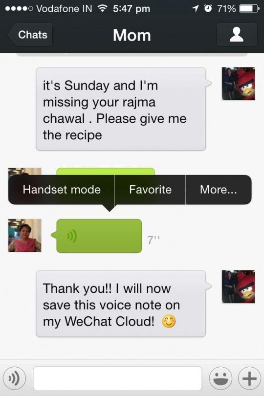 WeChat Cloud