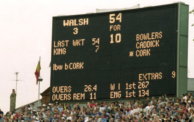 Lord's Test 2000