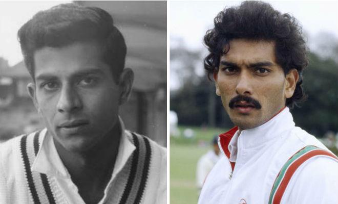M L Jaisimha and Ravi Shastri