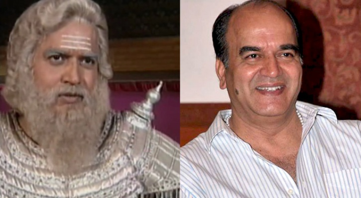 The Cast Of B.R. Chopra's Mahabharata: Then And Now