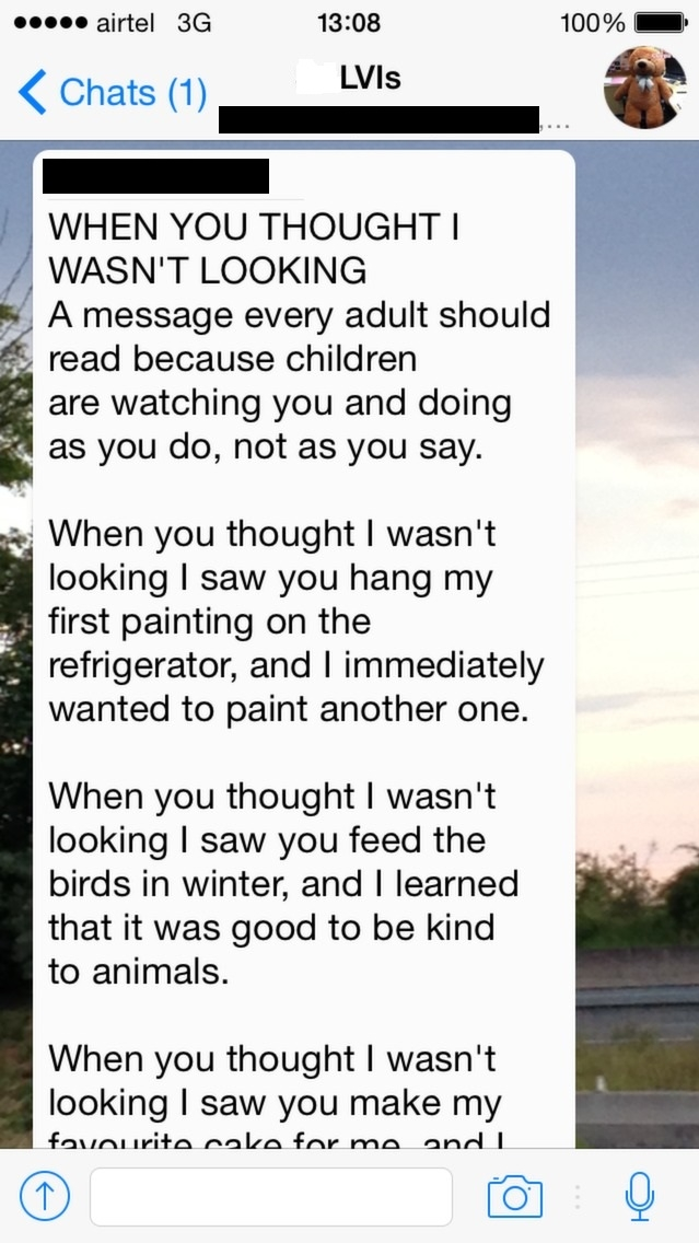 whatsapp annoying messages