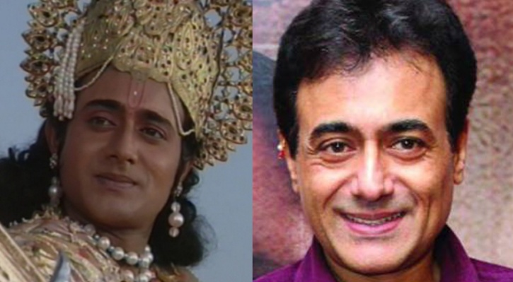 the cast of br chopras mahabharata then and now