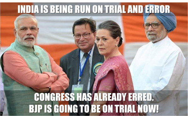 10 Of The Funniest Memes About Indian Politics From Across ...