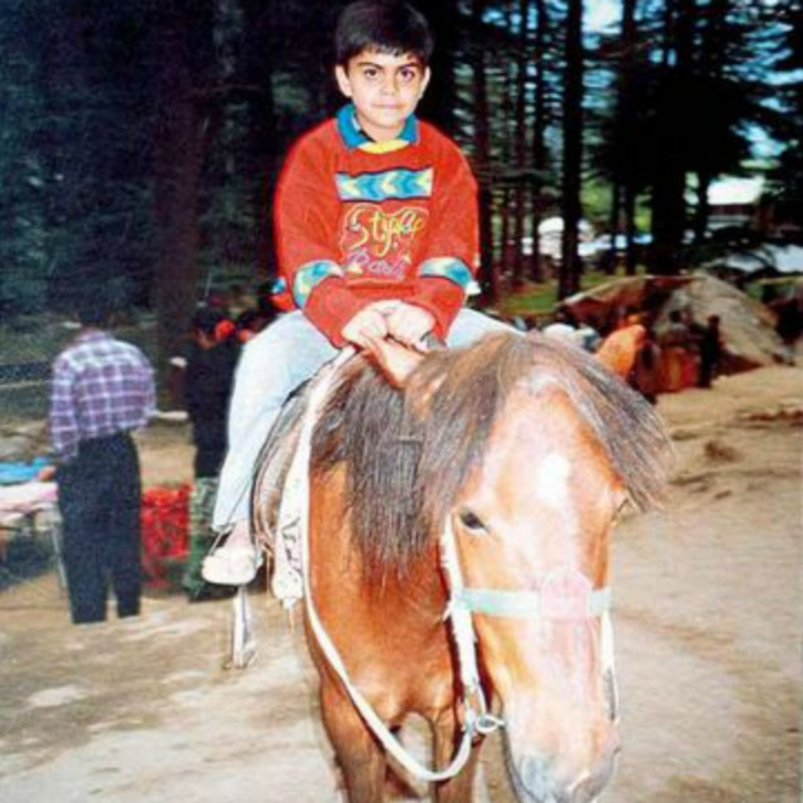 6 Rare Photographs Of Virat Kohli Indiatimes Com