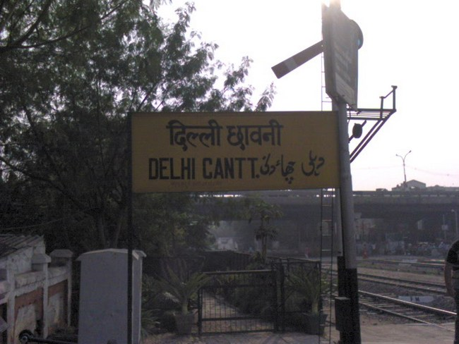 delhi cantt