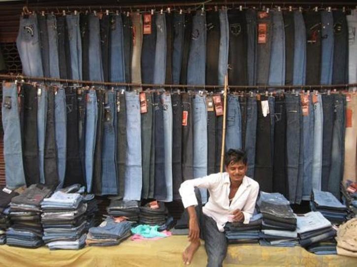 jeans market delhi