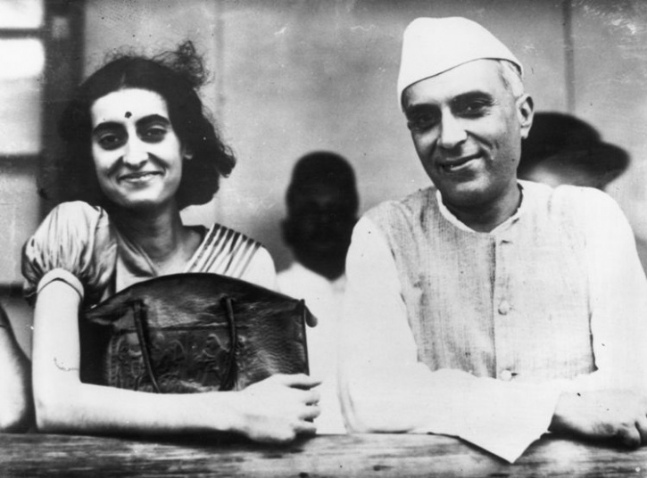 10 Pictures Of Indira Gandhi That You May Have Never Seen Before